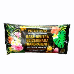Base Glicerina Cristal Peter Paiva 1Kg-practimolds