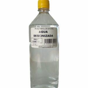 Agua Desinizada 1 litro