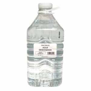 Agua Desinizada Galón 4 litros