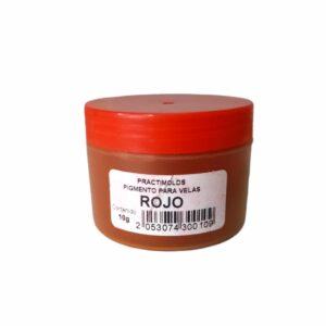 Pigmento para Velas Rojo 10Gr